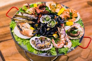 Opporto's Seafood Platter